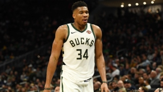 Giannis Antetokounmpo Erupted For 50 Points As The Bucks Beat The Jazz