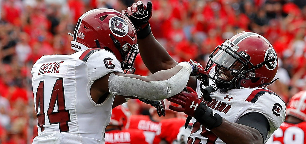 South Carolina Went To Athens And Stunned Third-Ranked Georgia In Double Overtime