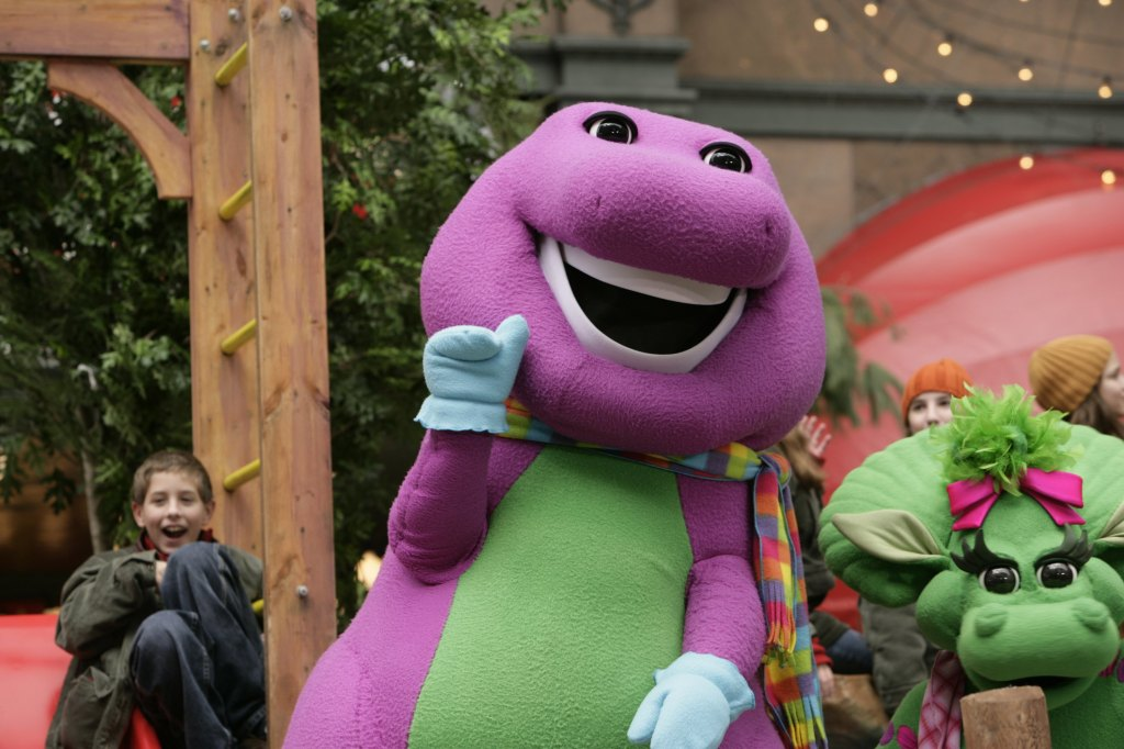 A 'Barney' Movie Is Coming To Feast On Your Nostalgia, And Daniel Kaluuya Is Driving The Bus