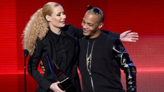 T.I. Wants To Find A New Female Rapper To Undo His Iggy Azalea 'Blunder,' And Iggy Is Not Pleased