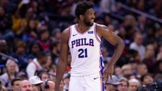 Joel Embiid Was Among The Players Considered For Kevin Garnett's Role In 'Uncut Gems'