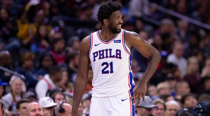 Joel Embiid Dedicated A New Court For The Philadelphia Boys And Girls Club With Under Armour