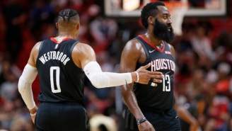 Report: Houston's 'Whatever James Wants' Culture 'Appalled' Russell Westbrook