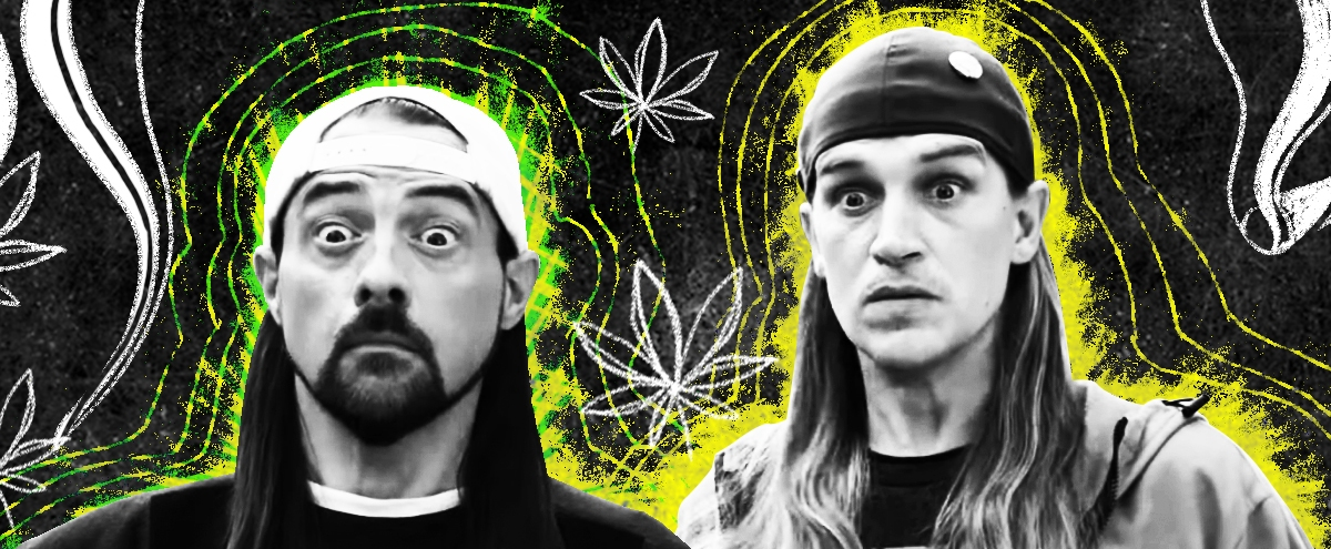 We Talked Weed With Kevin Smith Then Smoke-Tested His Three New Strains