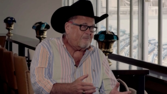Jim Ross Thinks AEW Has 'Too Many Flips And Flops'