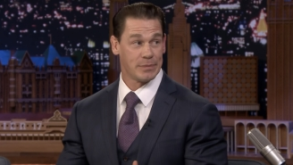 John Cena Reflected On Advice The Rock Gave Him About Acting