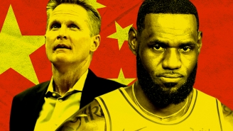 Why Are The Typically Loud NBA Voices So Quiet On China And Hong Kong?