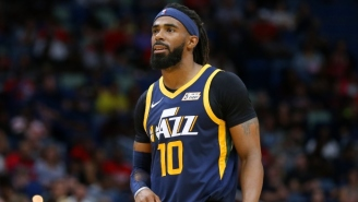 Mike Conley Will Reportedly Replace Devin Booker To Become A First-Time All-Star
