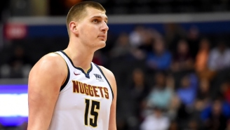 Nikola Jokic Is Reportedly 'In Good Health' And Will Join The Nuggets In The Bubble Shortly
