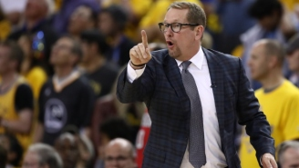 Nick Nurse Was Brutally Honest When Asked About Rondae Hollis-Jefferson And Stanley Johnson's Defense