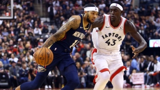 The Raptors Outlasted The Pelicans In An Overtime Thriller To Open The Season