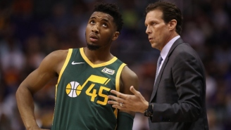 Donovan Mitchell Thanked Fans For Support And Said He Feels 'Fine' After His Coronavirus Diagnosis