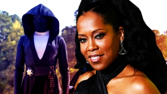 Regina King On 'Watchmen,' The Joys Of Wearing A Costume, And Becoming Sister Night