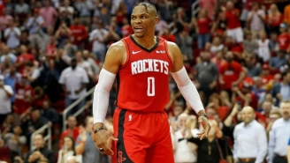 Mike D'Antoni Says Russell Westbrook Lets The Rockets Work On A 'Six Seconds Or Less' Offense