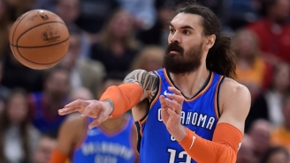 The Thunder Reportedly Have A Gigantic Asking Price In A Potential Steven Adams Trade