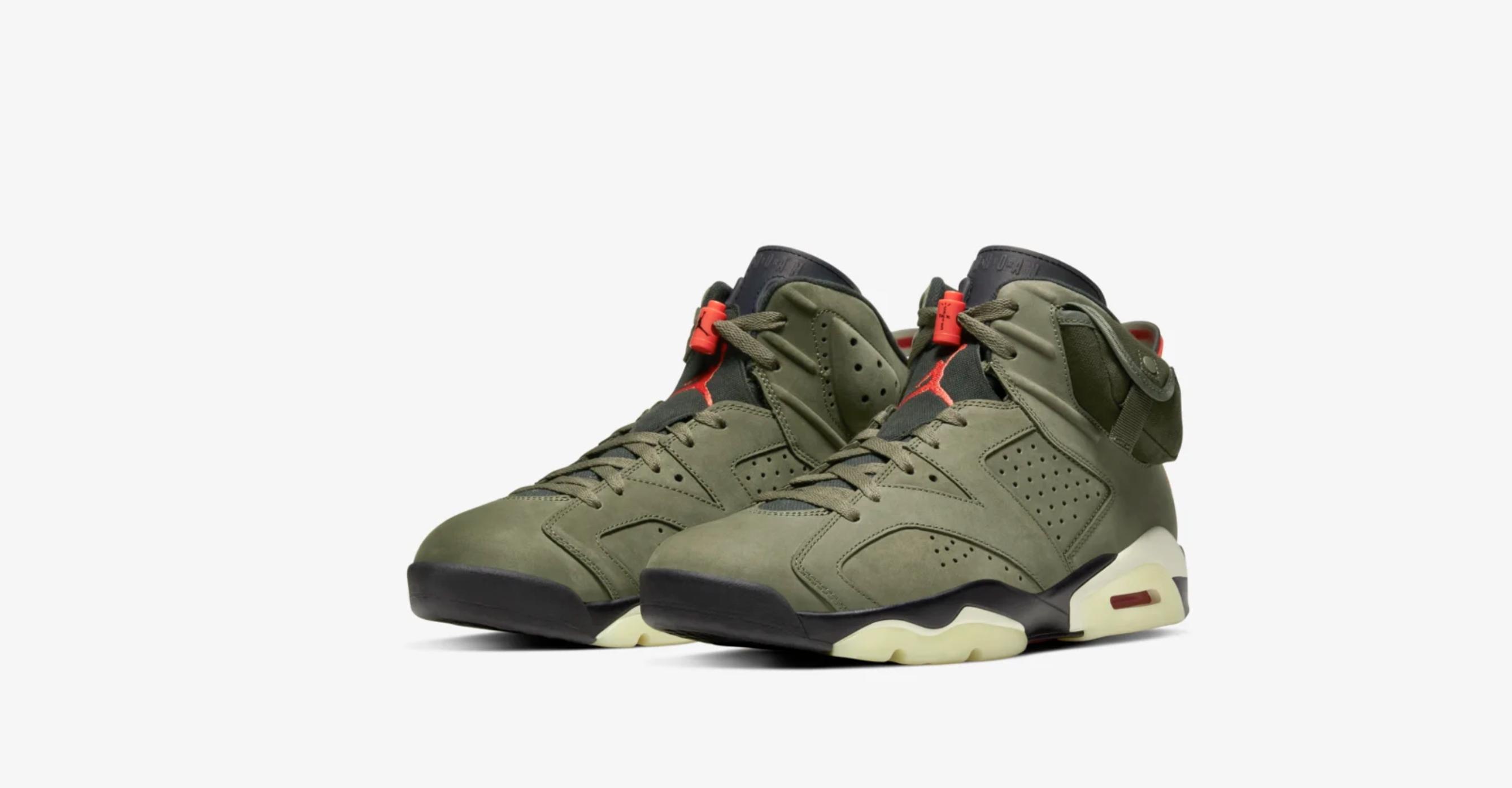 fresh styles best online sleek Where To Buy The New Travis Scott Jordans