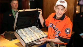 A Houston Furniture Store Owner Bet $3.5 Million On The Astros To Win The World Series
