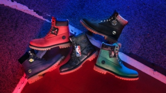 Timberland And The NBA Will Pair Up To Release A Line Of Team-Themed Boots