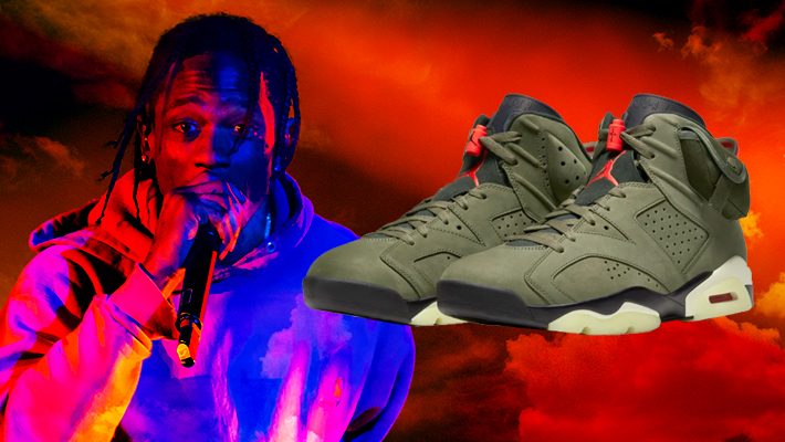 SNX DLX: Featuring The Air Jordan IV Travis Scotts And The Best Drops Of The Week