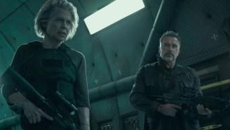 Linda Hamilton Makes 'Terminator: Dark Fate' The Best Terminator Movie Since 'T2'