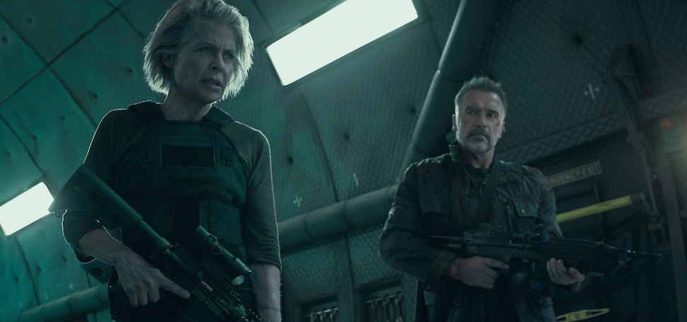 Linda Hamilton Makes 'Terminator: Dark Fate' The Best Terminator Movie Since 'T2'