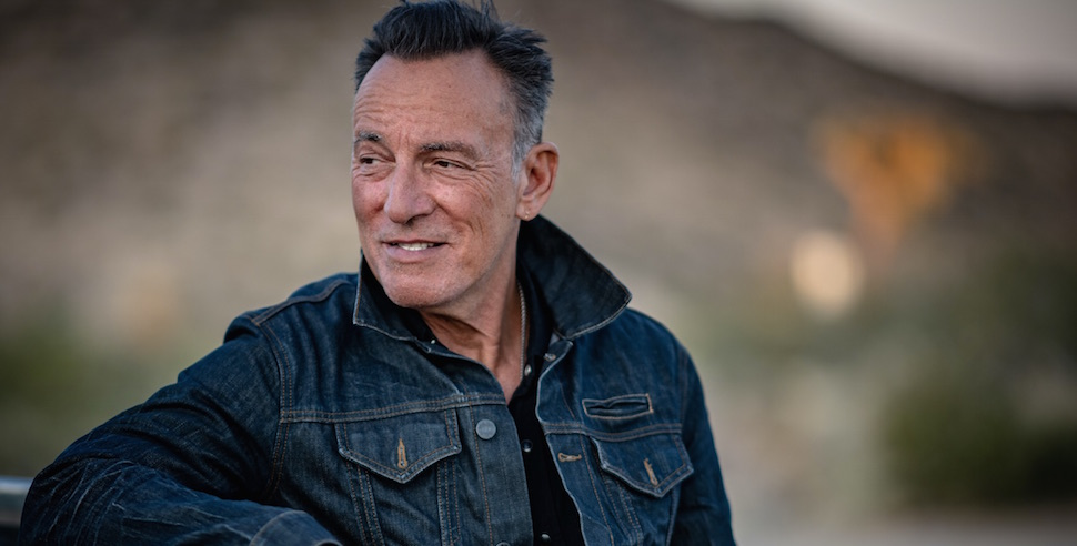 We Went To Bruce Springsteen's House To Talk With Him About His Movie, 'Western Stars,' And Yes It Was Quite Surreal