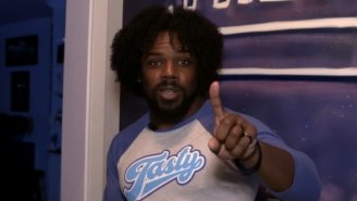 Xavier Woods Was Injured At A WWE Live Event In Australia