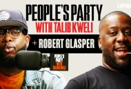 'People's Party With Talib Kweli' Episode 18 -- Robert Glasper