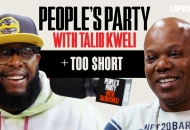 'People's Party With Talib Kweli' Episode 19 -- Too $hort