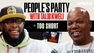 Talib Kweli And Too $hort Talk #MeToo Vs. Pimpin', 2Pac, Biggie, & Dope Money + Rap