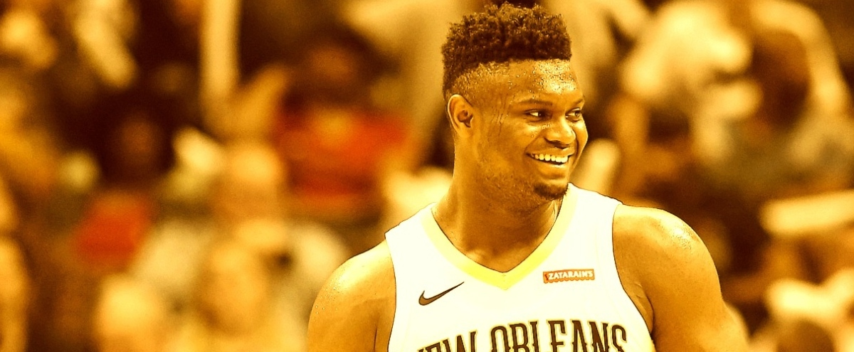 Zion Williamson Is Ready To Keep Shocking The World