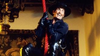 In 'Joker' Do We Think The Wayne Family Enjoyed 'Zorro, The Gay Blade'?
