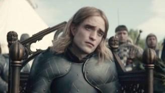 Robert Pattinson And Timothée Chalamet Show Off Their Weird Hair In The Final 'The King' Trailer