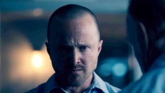 Aaron Paul Goes To Jail For A Crime He Might Not Have Committed In The 'Truth Be Told' Trailer