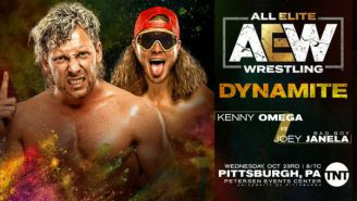 AEW Changed A Match For This Week's Dynamite And Announced The Card For AEW Dark