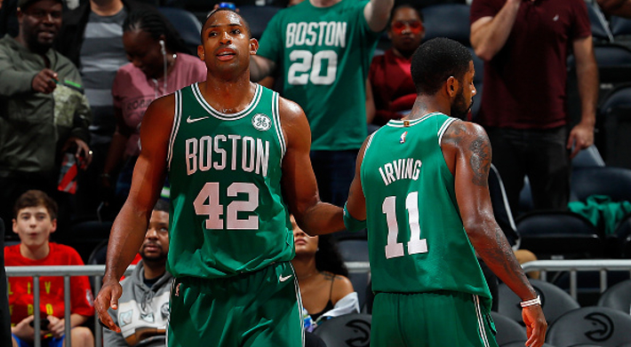 Al Horford Says He Left Boston Because It Was Clear They Couldn't 'Coexist'