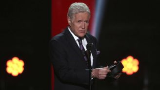 Alex Trebek Apparently Has No Plans To Leave 'Jeopardy!' Anytime Soon