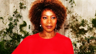 Alfre Woodard Tells Us How Going Blind For 'See' Involved A Lot Of Collective Trust