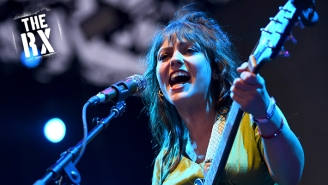 Angel Olsen Goes Big On Her Stunningly Cinematic New Album, 'All Mirrors'