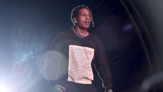 ASAP Rocky Says He'd 'Love To' Perform In His Former Swedish Prison But Doubts He'll Be Able To