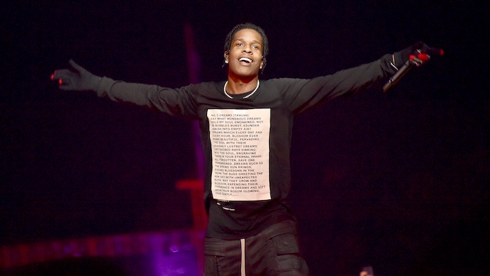 ASAP Rocky Reveals He Has Been A Sex Addict Since Middle School
