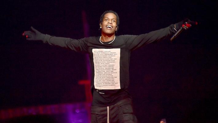 ASAP Rocky Reveals He Has Been A Sex Addict Since Middle School
