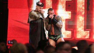 Baron Corbin's Throne Broke Onstage At Last Night's WWE Raw