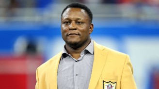 Barry Sanders Was 'Sickened' By Two Bad Calls That Cost The Lions Against The Packers
