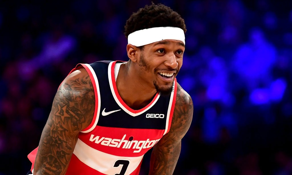 Bradley Beal Has Signed A Two-Year Max Extension With The Wizards