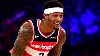 Bradley Beal Sought Advice From Damian Lillard And Ray Allen Before Signing His Extension