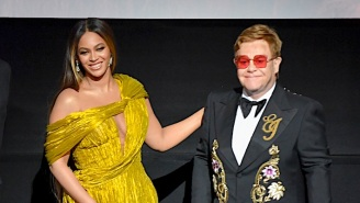 Elton John Was Disappointed By The Beyonce-Led 'Lion King' Soundtrack