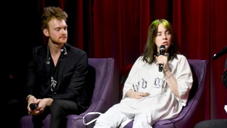 Billie Eilish's Brother Finneas Says They Are 'Deep Into The Creative Process On New Material'