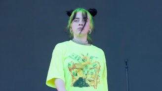 Billie Eilish Wins The Grammy For Album Of The Year For 'When We All Fall Asleep, Where Do We Go?'