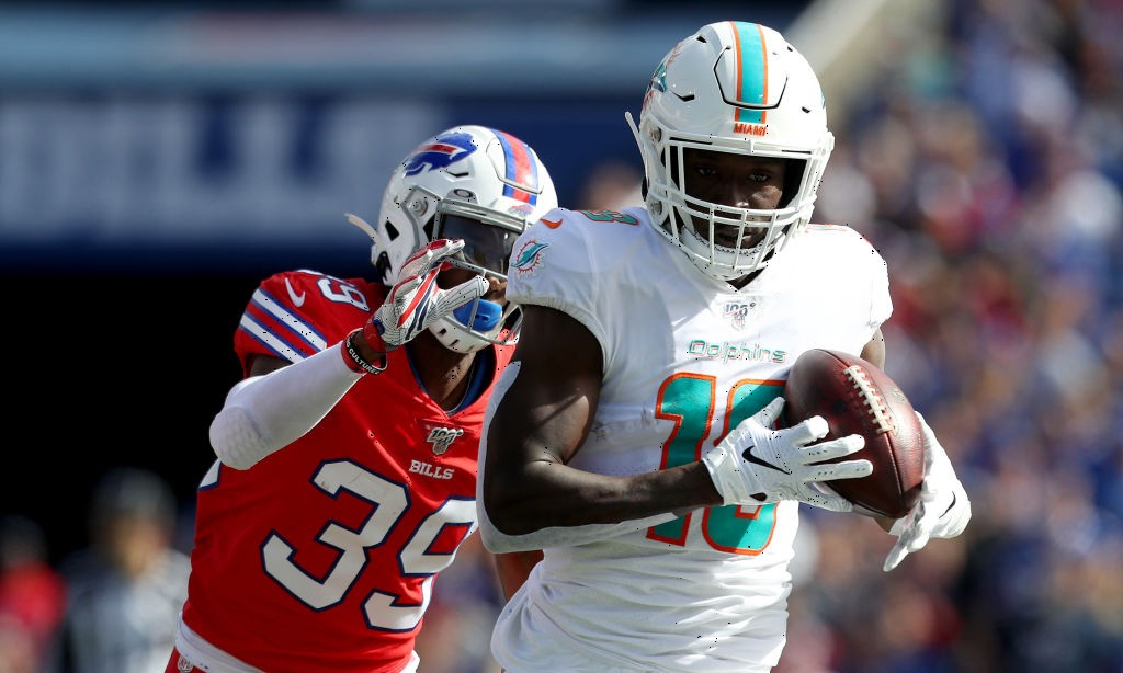 A Bettor Lost $130K Because The Bills Were Losing To The Dolphins At Halftime
